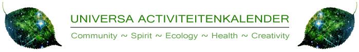 Universa-Activiteiten-kalender